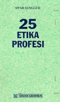 25 Etika Profesi