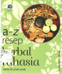 A-Z Resep Herbal Rahasia