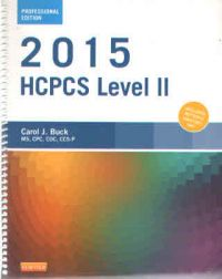 2015 HCPCPS Level II