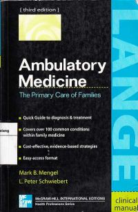Ambulatory Medician