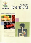 ACNEM JOURNAL (The Journal Of The Australasian College Of Nutritional And Environmental Medicine)