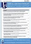 JURNAL GIZI DAN PANGAN (Journal of Nutrition and Food)
