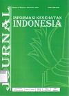 Jurnal Informasi Kesehatan Indonesia