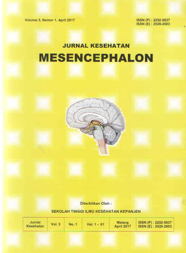 Jurnal Kesehatan Mesencephalon