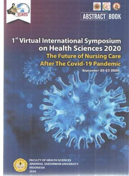 1st Virtual International Symposium on Health Sciences 2020
