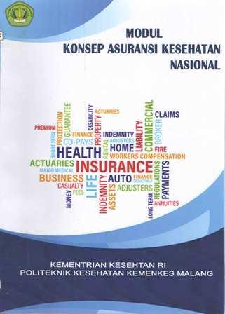 Modul Konsep Asuransi Kesehatan Nasional