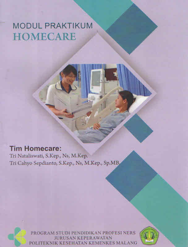 Modul Praktikum Homecare