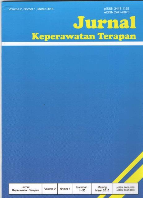 JURNAL KESEHATAN TERAPAN