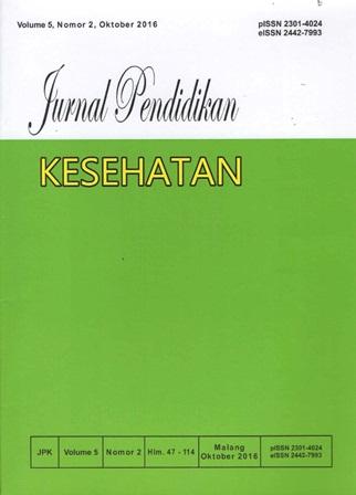 JURNAL PENDIDIKAN KESEHATAN