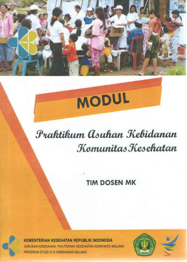 MOdul Praktikum Asuhan Kebidanan Komunitas Kesehatan