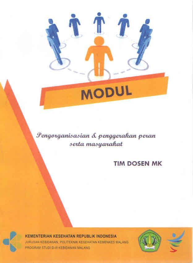 Modul Pengorganisasian & Penggerakan Peran Serta Masyarakat